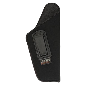 "Uncle Mike's Inside The Pants Left-Hand IWB Holster for Large Autos in Black (4.5"" - 5"") - 8905"