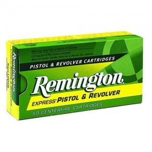 Remington .38 Short Colt Lead Round Nose, 125 Grain (50 Rounds) - R38SC