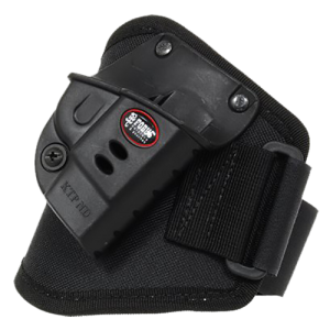 Fobus USA Ankle Right-Hand Ankle Holster for Kel-Tec P3At, P32 in Black - KT2GA