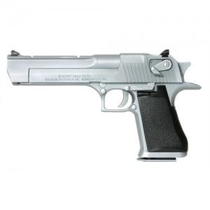 """Magnum Research Desert Eagle .44 Remington Magnum 8+1 6"""" Pistol in Matte Chrome (Mark XIX) - DE44MC"""