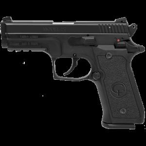 "Chiappa MC27 9mm 15+1 3.9"" Pistol in Carbon Steel (Tactical) - 440033"