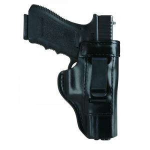 INSIDE THE PANT HOLSTER  Inside Trouser Holster Black Finish Fits Glock 29, 30, S&W CS40, S&W CS9 and Taurus PT140 - B890-G30