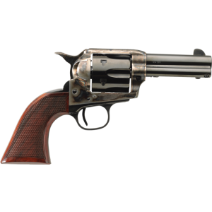 "Taylors & Co 1873 .357 Remington Magnum 6-Shot 4.75"" Revolver in Blued (Runnin Iron) - 4207"