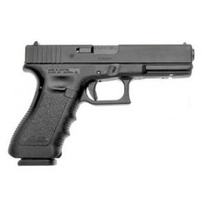 """Glock 22 .40 S&W 10+1 4.49"""" Pistol in Gas Nitride (Gen 3) - UI2250201"""