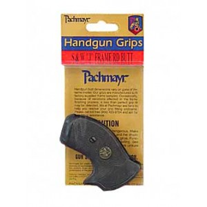 Pachmayr Compac Grip For Smith & Wesson J Frame Round Butt 03254