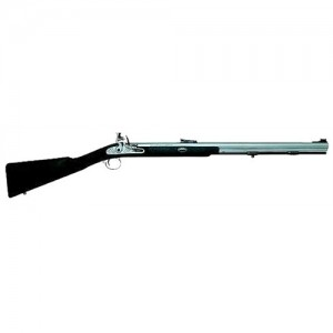 """Thompson Center 26"""" Stainless Synthetic 50 Caliber Side Lock 5049"""