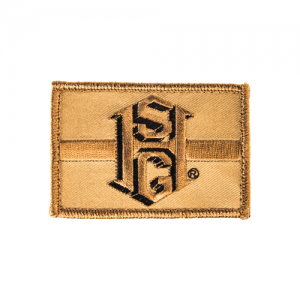 HSGI Thin Line Patch Color: Coyote Brown