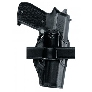 Safariland Model 27 Right-Hand IWB Holster for Glock 17, 22, 19, 23 in Black - 278361