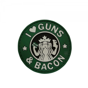 5ive Star - Morale Patch Option: Guns and Bacon