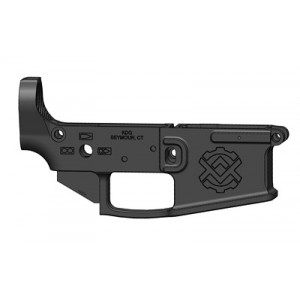 Kinetic Development Group, Llc Enhanced Billet Lower, Semi-automatic, 223 Rem/556nato, Black Type 3 Hardcoat Anodized Finish Arp5-200