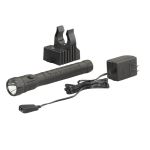 Polystinger LED Haz-Lo Charger: AC Steady Charge Color: Black