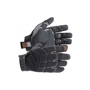 5.11 Tactical Station Grip Gloves Small Black 59351