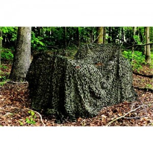 Camo Unlimited UV Treated Waterproof Reversible Rustle Free Netting MS02