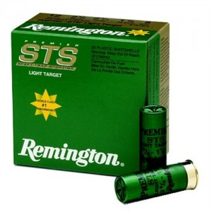 "Remington Premier Shot-to-Shot Target Load .410 Gauge (2.5"") 9 Shot Lead (250-Rounds) - STS4109"