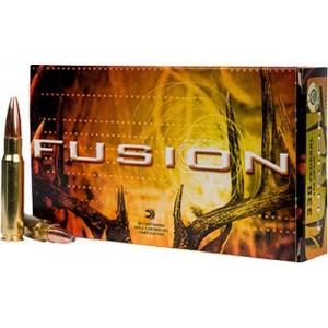 Federal Cartridge Medium Game 7.62X39 Fusion, 123 Grain (20 Rounds) - F76239FS1