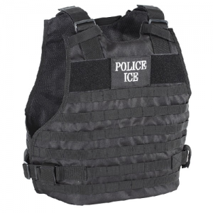 Plate Carrier Vest - ICE Size: Large-XLarge