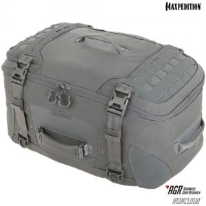 Maxpedition - IRONCLOUD™ Adventure Travel Bag Color: Gray