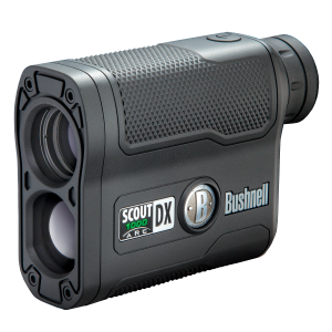 Bushnell Scout DX 1000 ARC 6x Monocular Rangefinder in Black - 202355