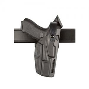 7TS ALS Level III Retention Mid-Ride Duty Holster Belt Size: 2.25  Finish: STX Plain Gun Fit: Sig Sauer P320 9/40 X300U Hand: Right - 7360-4502-411