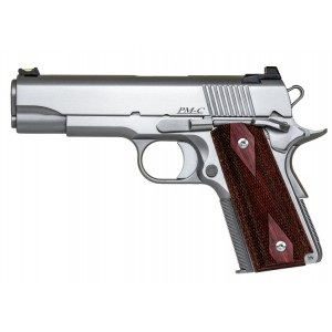 """Dan Wesson Pointman Carry 9mm 9+1 4.25"""" 1911 in Stainless - 01867"""