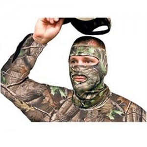 Primos Realtree APG HD 3/4 Stretch Fit Face Mask 6737
