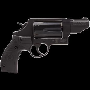 "Smith & Wesson Governor .410/.45 Long Colt/.45 ACP 6-Shot 2.75"" Revolver in Matte Black - 162411"