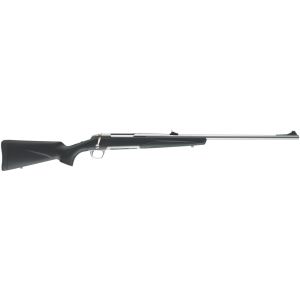 """Browning X-Bolt Stalker .375 H&H Magnum 3-Round 24"""" Bolt Action Rifle in Stainless - 35202132"""