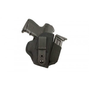 "Desantis Gunhide M42 Tuck This II Right-Hand IWB Holster for Beretta Px4 in Black Leather (3"") - M24BJ77Z0"