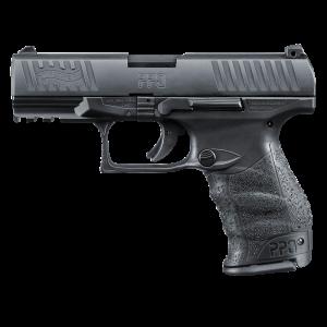 """Walther PPQ M2 .40 S&W 11+1 4.2"""" Pistol in Tenifer Black - 2796074"""