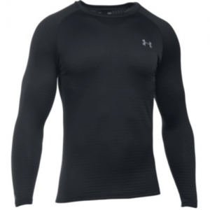 Under Armour Base 2.0 Women's Long Sleeve Shirt in Black - 3X-Large