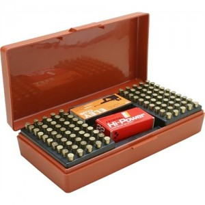 MTM 200 Round 22 Long Rifle Ammo Box SB20020