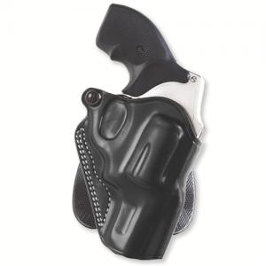 "Galco International Speed Right-Hand Paddle Holster for AMT Hardballer in Black (5"") - SPD212B"