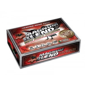 "Hevishot Hevi-Shot Magnum Blend .20 Gauge (3"") 5,6,7 Shot Lead (5-Rounds) - 567"