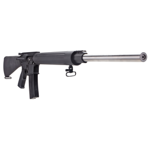 """DPMS Panther Arms Bull 24 LR-308 .308 Winchester/7.62 NATO 20-Round 24"""" Semi-Automatic Rifle in Black - RFLR308MIC"""