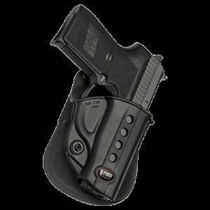 Fobus HK2RP Roto Evolution Paddle HK USP 45 Plastic Black - HK2RP