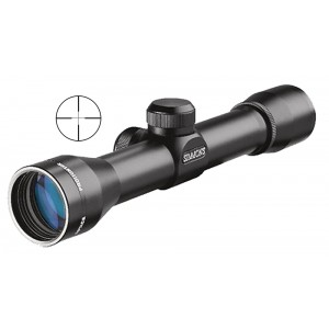 """Simmons 807738 Pro Hunter Handgun 4x32mm Obj 15 ft@100 yds FOV 1"""" Tube Truplex"""