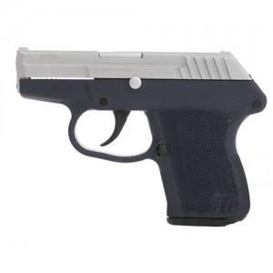 """Kel-Tec P11 9mm 10+1 3.1"""" Pistol in Chrome Slide/Navy Blue Frame - P11HCNB"""