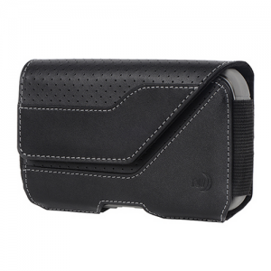 Clip Case Executive Holster Color: Black Size: Extra Large