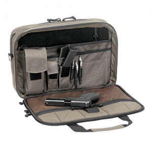 Voodoo Discreet Pro-Ops Briefcase (Slate Gray)