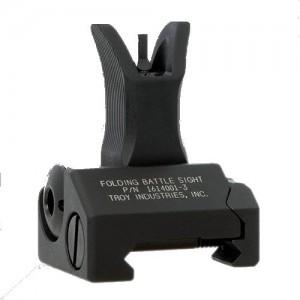 Troy Front Folding Sight M4 Style Tritium FBSFMBT00
