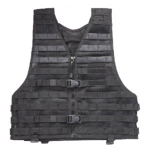 VTAC LBE Tactical Molle Vest Size: 4XL Color: Black
