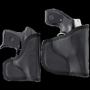 """Desantis Gunhide Nemesis Right-Hand Pocket  Holster for Colt .380 Mustang, Pocketlite, Pony in Black (2.75"""") - N38BJP6ZO"""