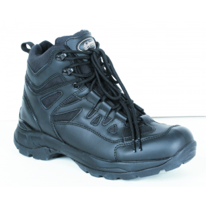 6  Tactical Boot Color: Black Size: 10 Wide