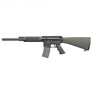 "Olympic Arms K16 .223 Remington/5.56 NATO 30-Round 16"" Semi-Automatic Rifle in Black - K16"