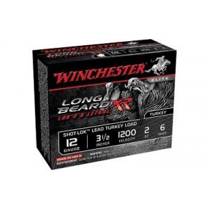 """Winchester Long Beard XR .12 Gauge (3.5"""") 6 Shot (10-Rounds) - STLB12L6"""