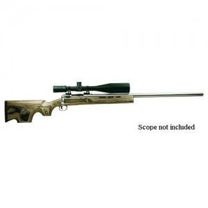 "Savage Arms 12 F Class 6.5X284 Norma 30"" Bolt Action Rifle in Stainless Steel - 18155"