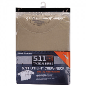 5.11 Tactical Utili-T Men's T-Shirt in ACU Tan - Large