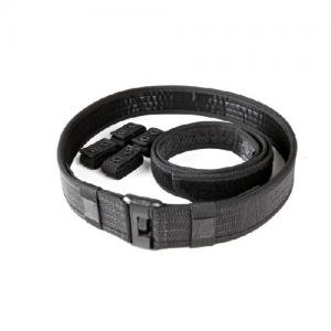 Sierra Bravo Duty Belt Kit Color: Black Size: 3X-Large