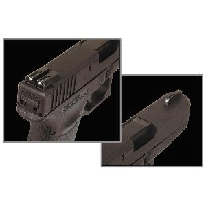 Truglo TG131GT2 TFO Fiber Optic Glock 20,21,29,30,31,32,37 Green