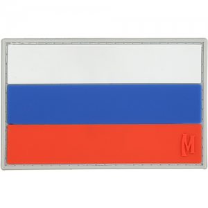 Russian Federation Flag Patch